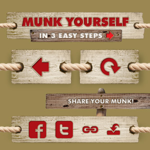 Munk Yourself Design Assets