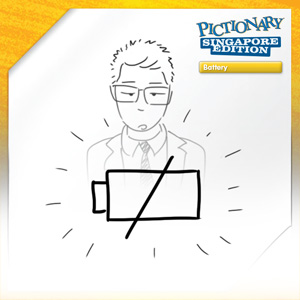 Pictionary Post